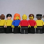 Lego Big Data Analytics